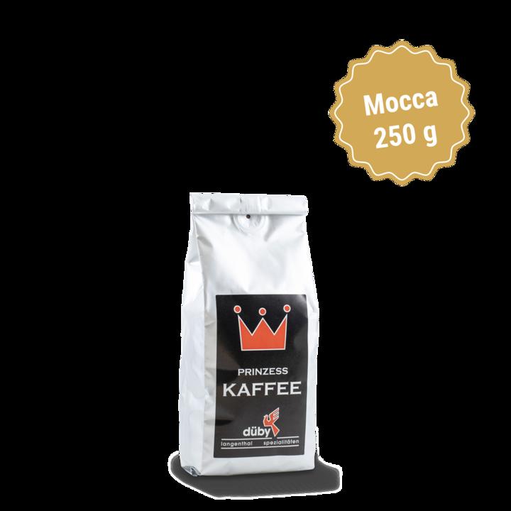 Prinzess Kaffee «Mocca», 250 g