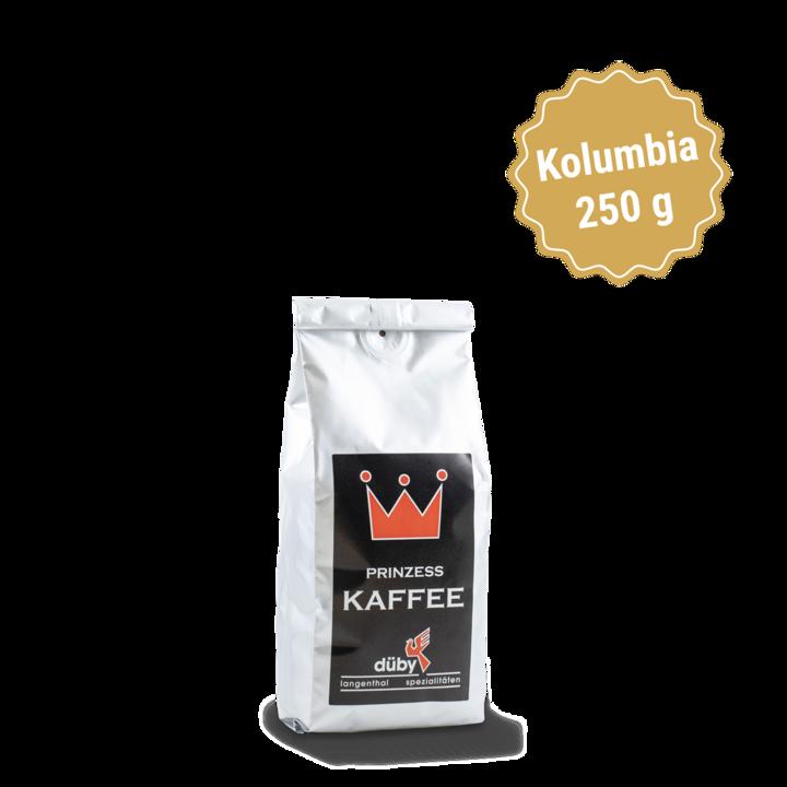 Prinzess Kaffee «Kolumbia», 250 g