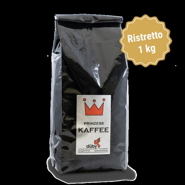 Prinzess Kaffee «Ristretto», 1 kg