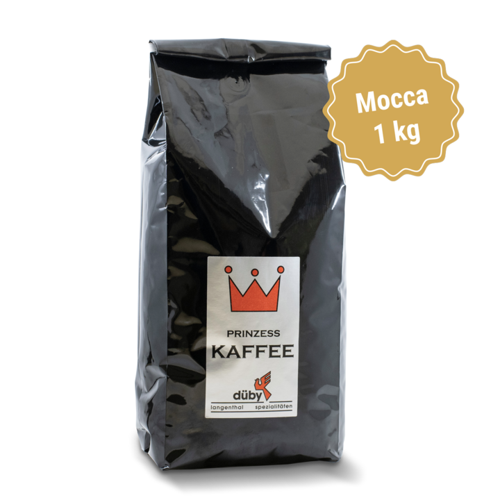 Prinzess Kaffee «Mocca», 1 kg