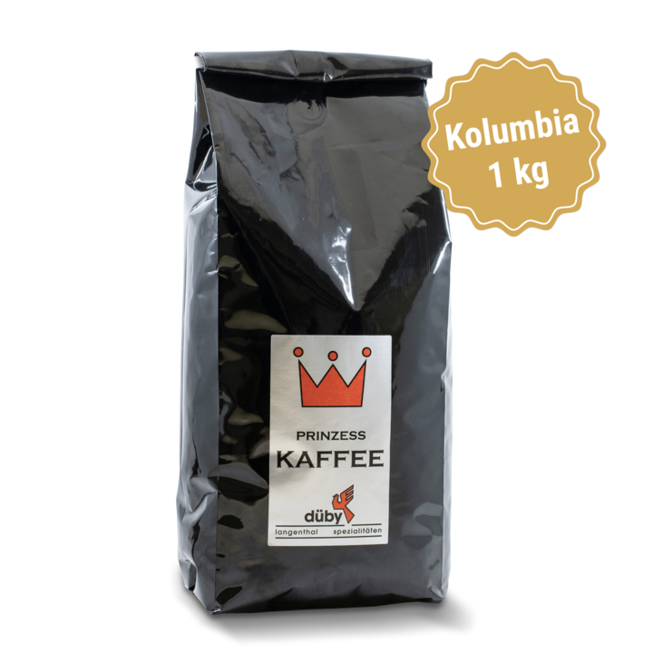 Prinzess Kaffee «Kolumbia», 1 kg